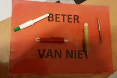 BETER VAN NIET